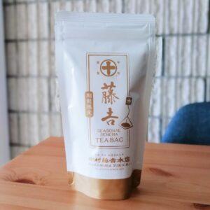 「期間限定 煎茶藤吉」1,188円