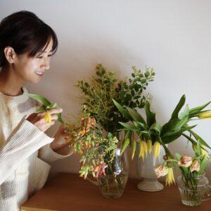 おうち時間に愛でたい。春の花・チューリップのおすすめ品種&飾り方。