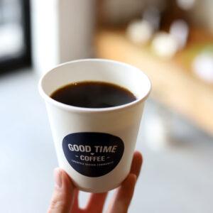 「ドリップコーヒー」400円