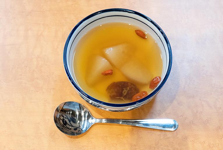 「蘭州甜品」は、その日によって種類が異なります。