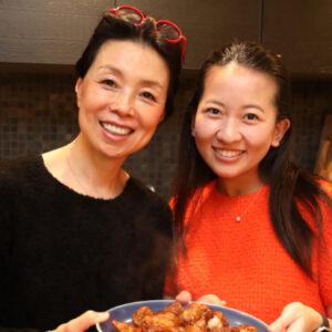 憧れの料理研究家ウー・ウェンさんのご自宅訪問!【1】絶品中華料理を学ぶ。〜徳成祐衣の果てしなくギョーザな日々。〜