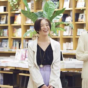 乃木坂46・山崎怜奈さんのために選んだ一冊とは/木村綾子の『あなたに効く本、処方します。』