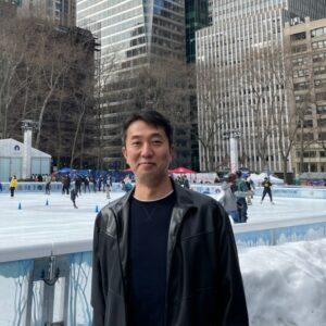 〈ITOCHU PROMINENT USA LLC〉山口大輔さん。