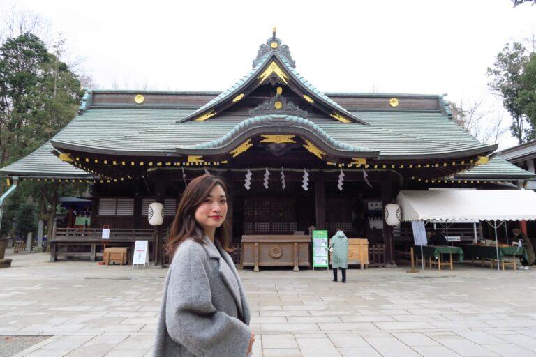 大國魂神社¥2