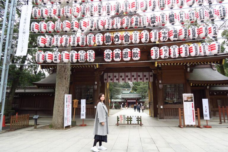 大國魂神社¥3