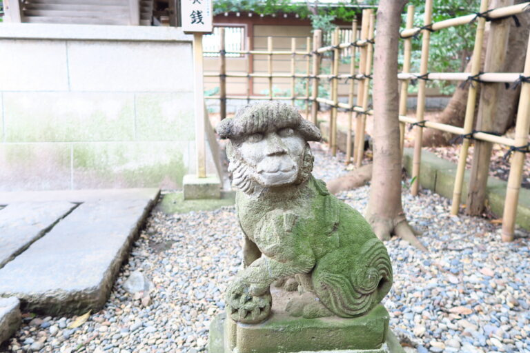 大國魂神社¥6
