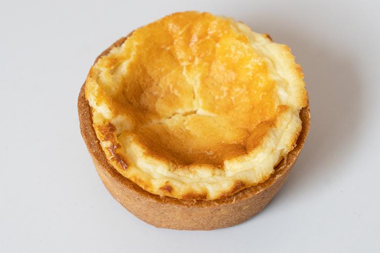 「ベイクドチーズ」。
