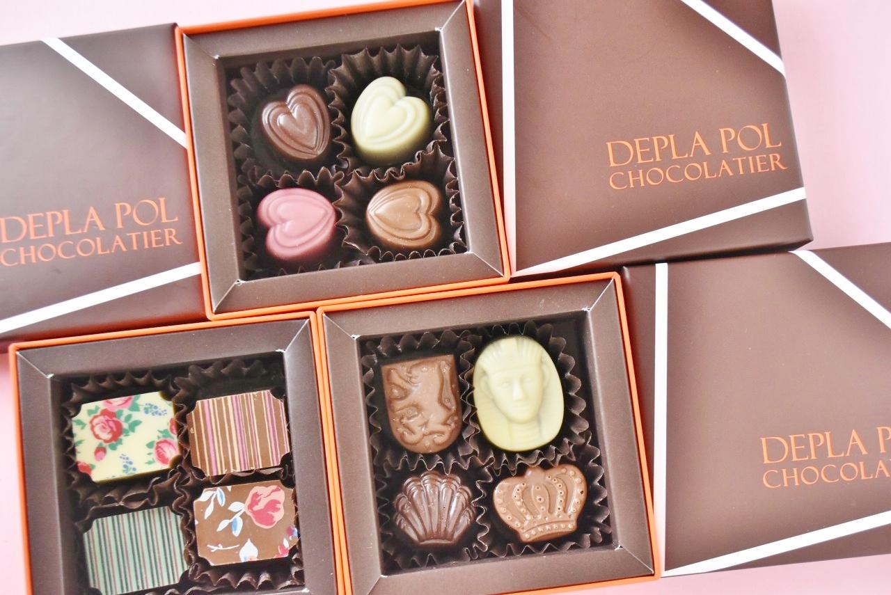 ベルギーで 60 年以上受け継がれるショコラトリーの味!〈DEPLA POL CHOCOLATIER〉。