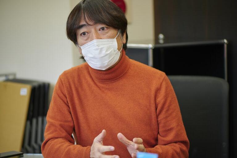 〈BOTCHAN〉ブランディングディレクターの福岡英一さん