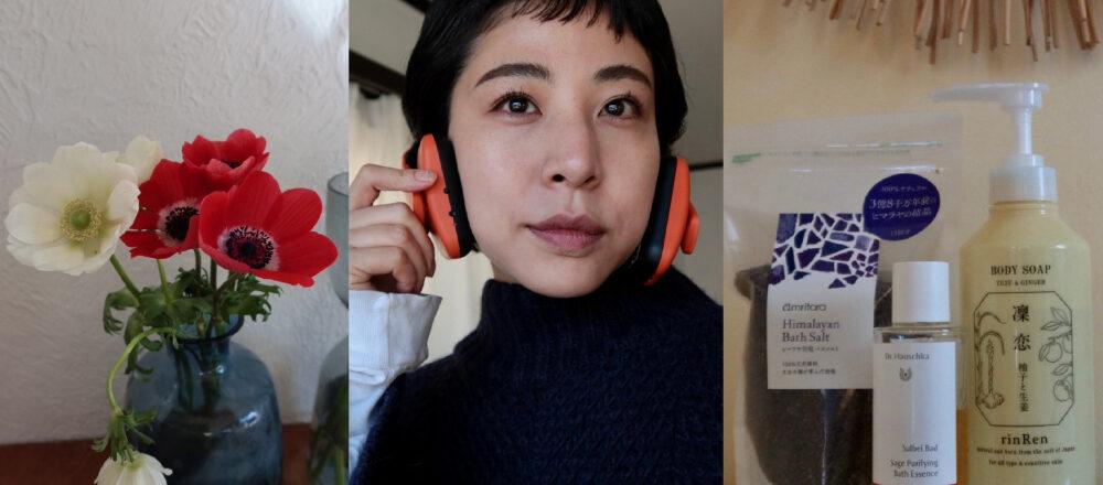 美容コラムニスト・福本敦子の「豊かなおうち時間を過ごすためのTips」。