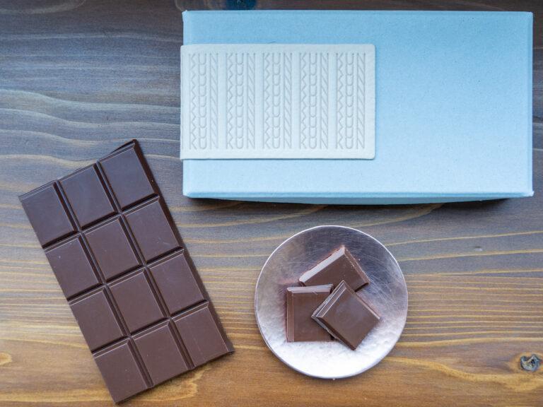 「板チョコレート&トレイ」4,500円(税込)。