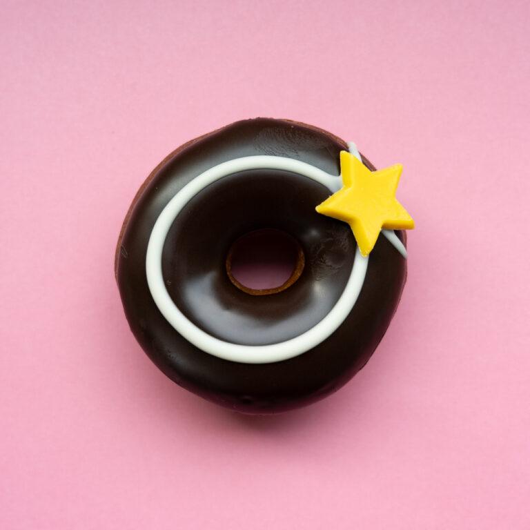 「チョコ スター リング」。