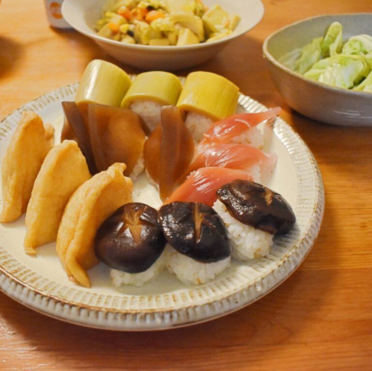 高知,田舎寿司のもと