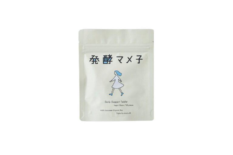 「発酵マメ子」30粒 2,709円