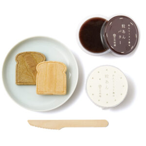 『小さなパン型の最中が可愛らしい名古屋土産(chicoさん)』