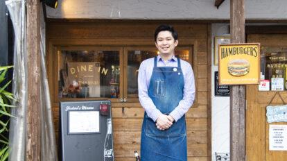 飯能初のグルメバーガー店が、街の大人の社交場に。〈GEORGE' …