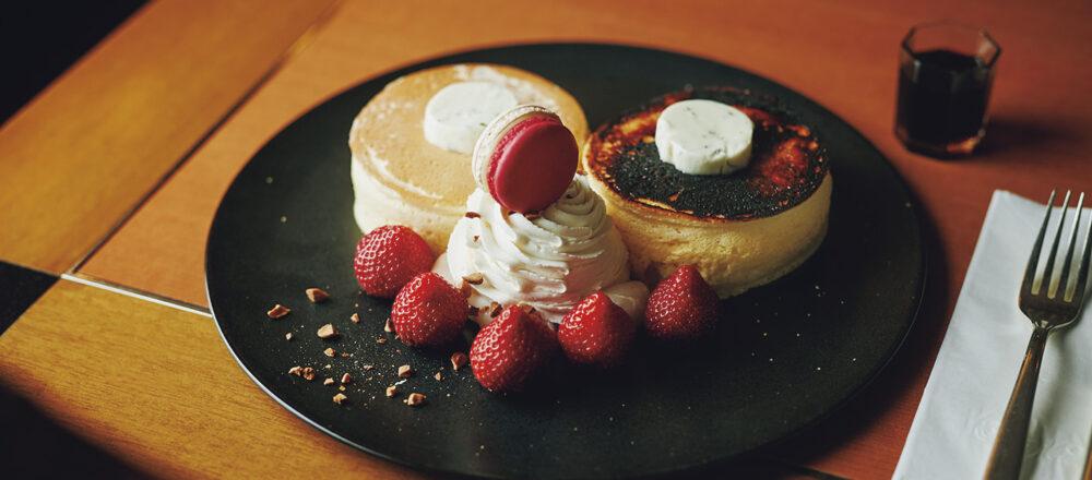 『ふわふわしっとりの独特の食感が美味!(小野寺悦子さん)』