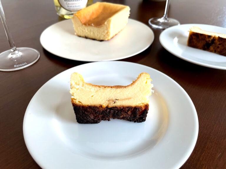 〈ルイナール〉のシャンパーニュ、京都・祇園〈うゑ柳〉のお茶屋さんのチーズケーキ