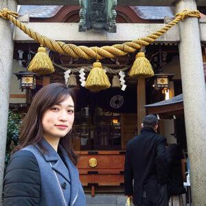 強運厄除けの小網神社で運を味方につけよう。/MARIKOの、神社 de デトックス!