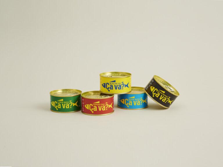 「Ça va(サヴァ)缶」/岩手