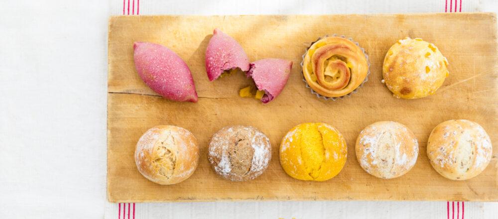 冷凍パン「Pan&(パンド)」と人気モデル・ヨンアさんがコラボ!パン職人さんとご対面&試食スタート。
