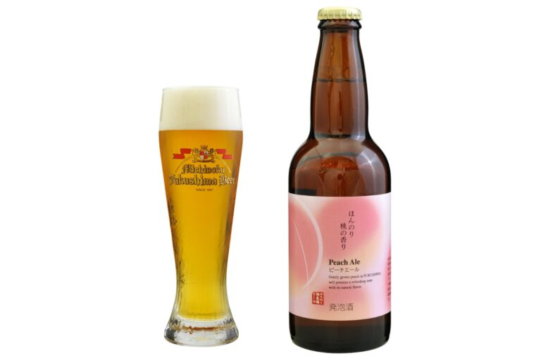 〈みちのく福島路ビール〉