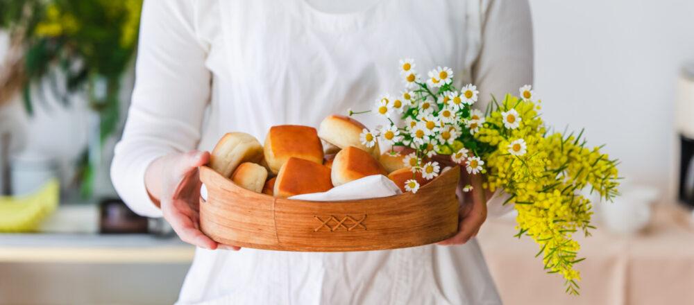 「Pan&(パンド)」の美味しさの秘密を探りに、工場にパンの勉強に行ってきました。
