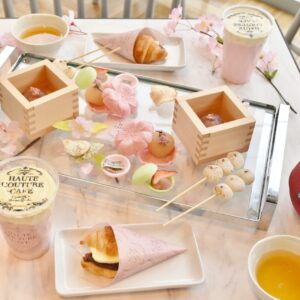 中目黒〈HAUTE COUTERE CAFE〉