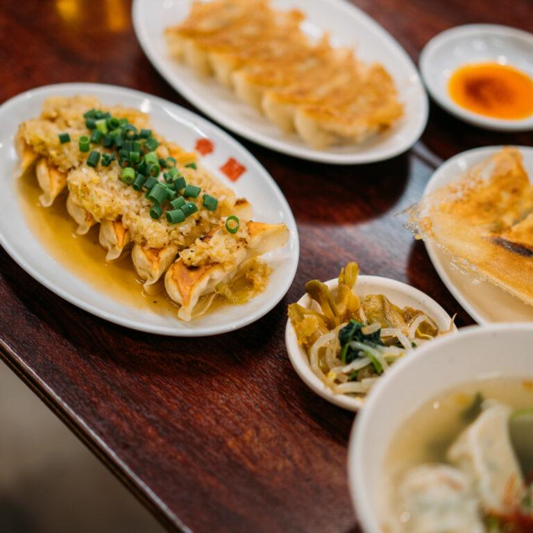 #宇都宮で餃子5店舗食べ比べ #来らっせ本店 #あなたの推しを教えて