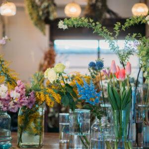 #Spirée fleuriste #岡田記念館の隣の花屋