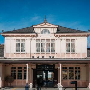 #日光駅 #1912年建築の洋館駅舎