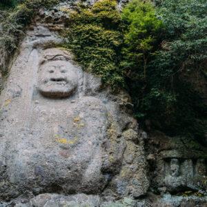 #熊野磨崖仏 #赤鬼の築いた99の石段