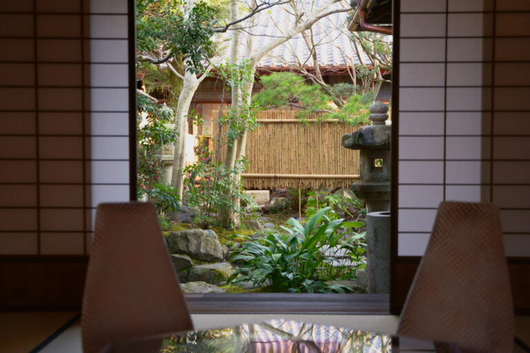 1892年畳屋として建てられた旧喜多邸。