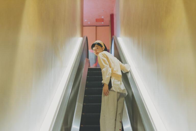 〈資生堂パーラー 銀座本店サロン・ド・カフェ〉