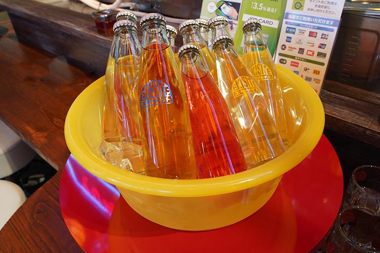 「湯桶ドリンク」は3種類。605円から。