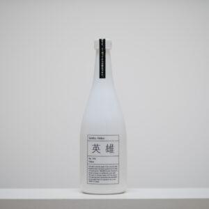 埼玉県加須市にある老舗の釜屋。伝統の技術を生かしつつ、日本酒の新しい可能性に挑み、生まれたという1本。