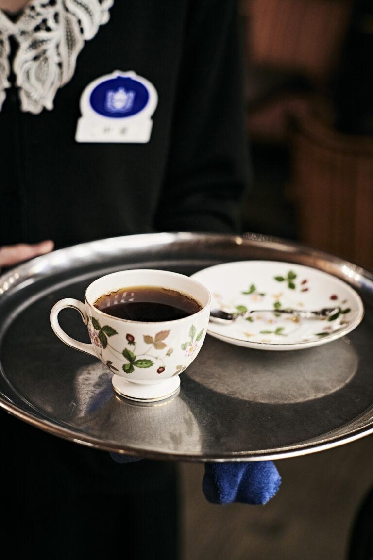 〈CAFE 仏蘭西屋〉