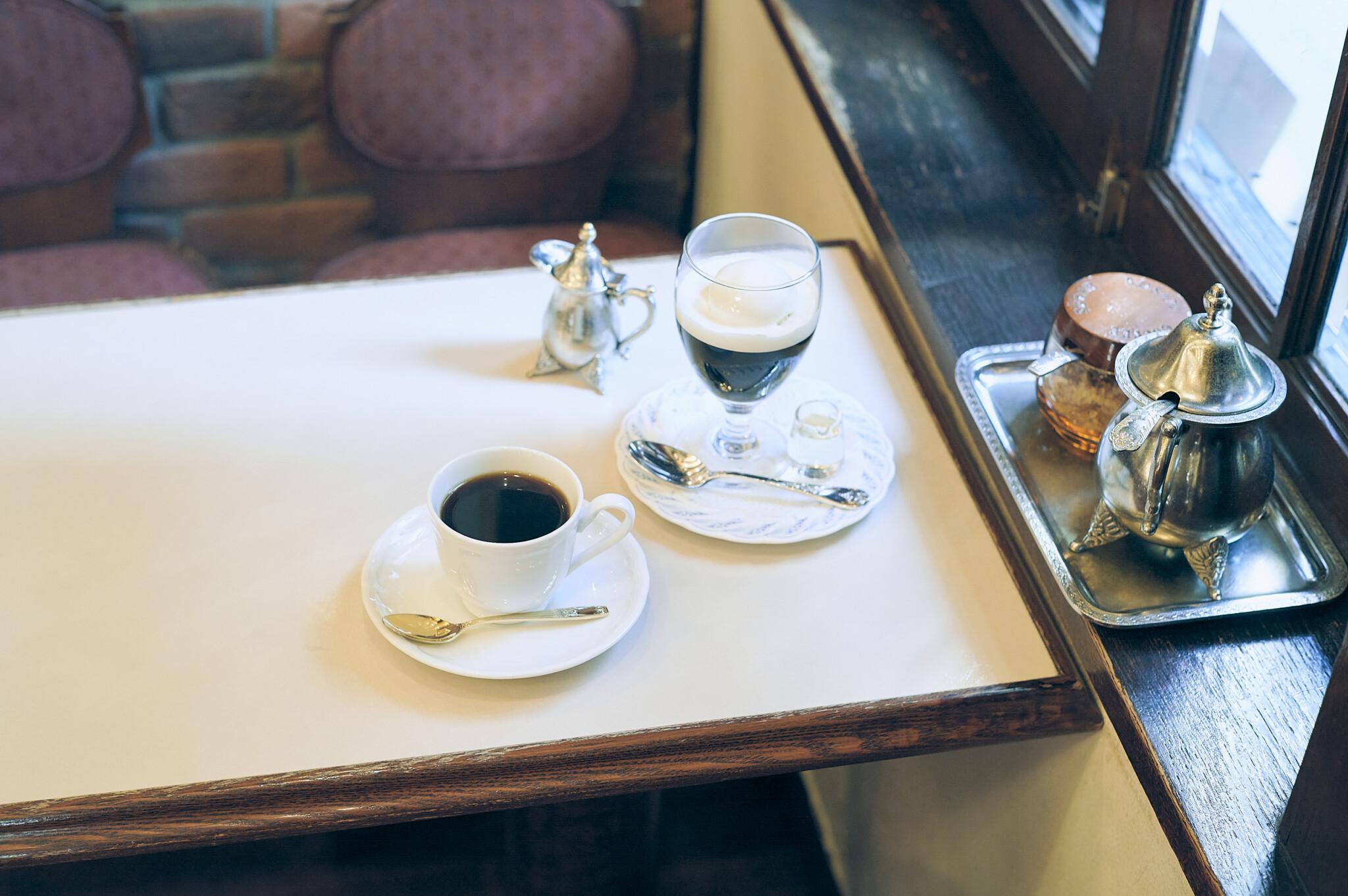 銀座7〜8丁目はディープな穴場?こだわりコーヒーとオリジナルメニューがおいしいレトロ喫茶店4選