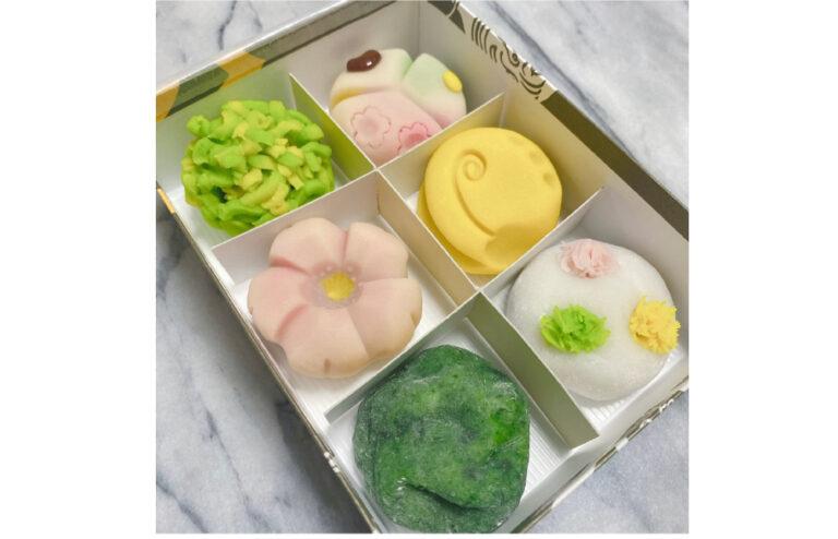 〈美鈴〉の和菓子は予約必須!