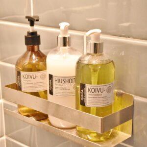 白樺の香りがする、フィンランドのオーガニックブランド〈osmia〉が設置されている。