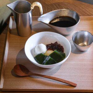 【京都】世界初!コースメニューが体験できる〈ブルーボトルコーヒー 京都カフェ〉へ。~カフェノハナシ in KYOTO〜