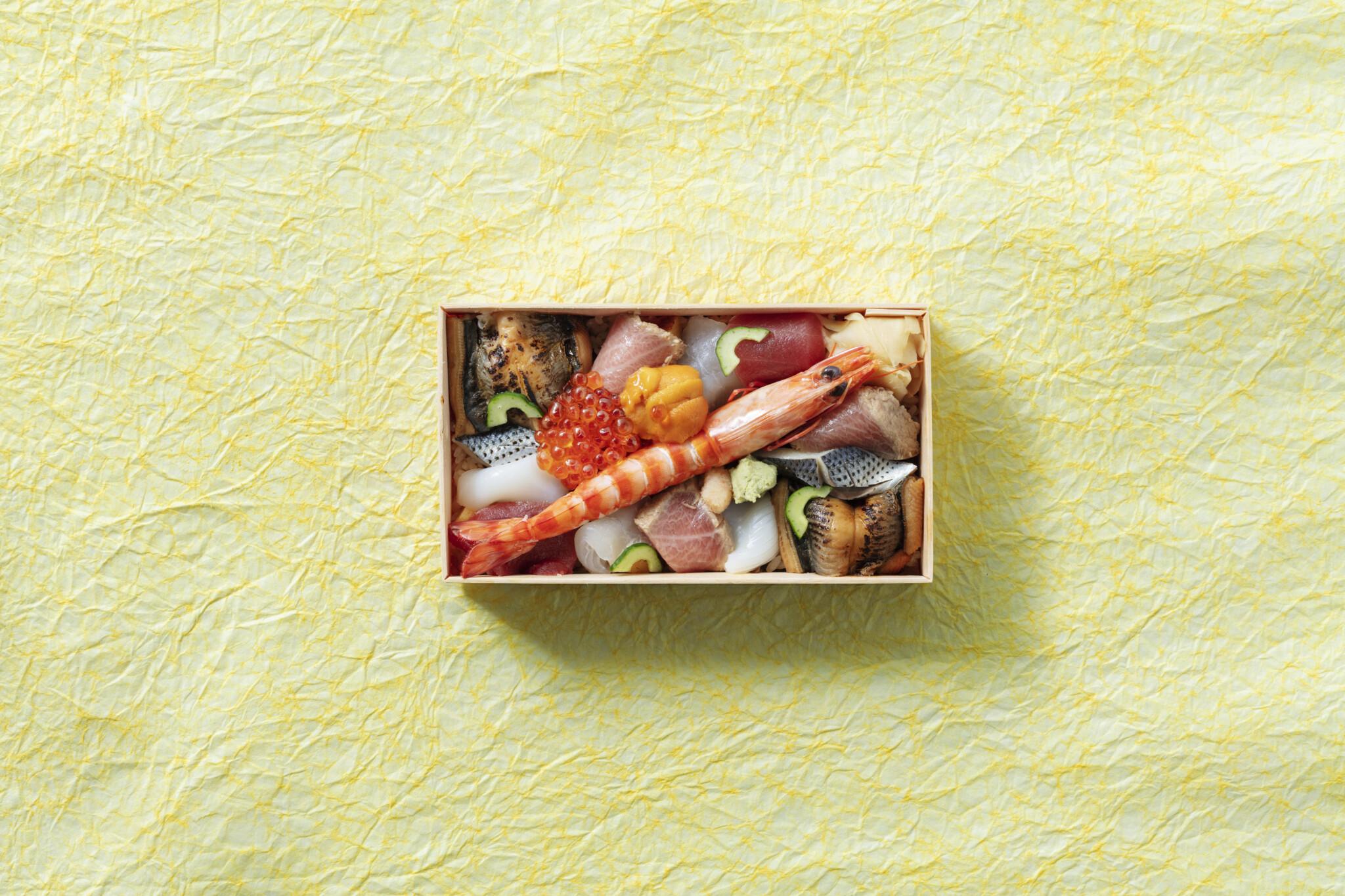 【銀座】名店の魚介たっぷり贅沢な海鮮弁当4選。会社でのニューノーマルランチにおすすめ!