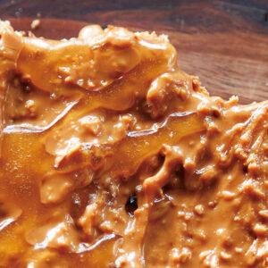 〈HAPPY NUTS DAY〉のピーナッツバター/フードディレクター・野村友里さんが信頼する美味しさと、生産者たち。