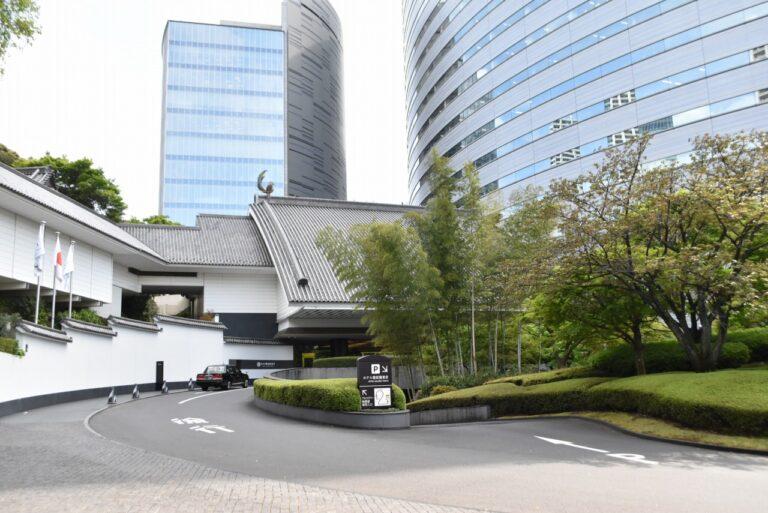 目黒〈ホテル雅叙園東京〉