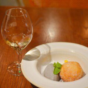 THE PIG&THE LADY_白ワインとデザート
