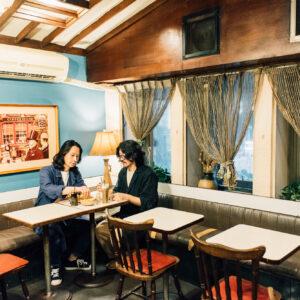 【台北】地元の人々が集まる名物喫茶〈上上咖啡〉。受け継がれてきたおいしい料理とコーヒーを。