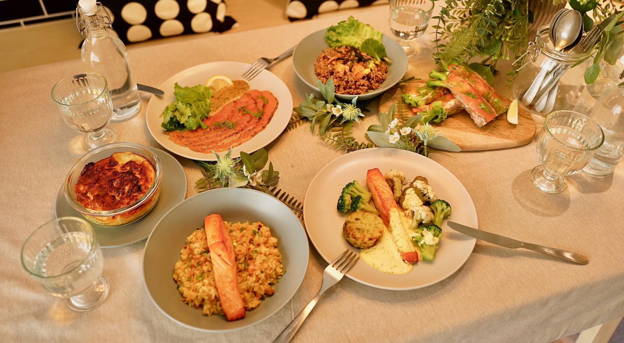 〈IKEA渋谷〉に都市型店舗初のスウェーデンレストランが誕生。渋谷限定サーモン・プレートが大漁!
