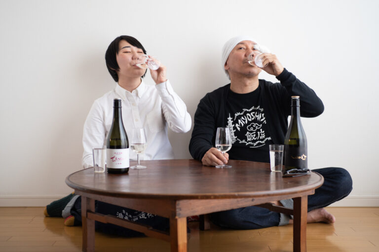 【裏ラベル日本酒】蔵のチャレンジ精神から生まれた「裏ちえびじん〜番外編〜」~第二十三夜2本目~