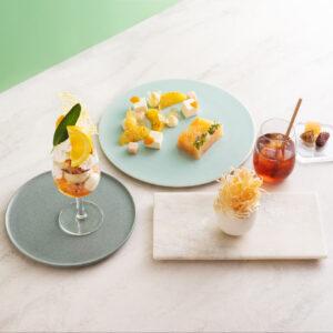 〈Beauty Connection Ginza〉から、夏先取りの柑橘フルーツコースが登場!