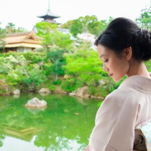 【京都】引っ越してから初めての春!桜咲き乱れる〈仁和寺〉を参拝〜後編〜